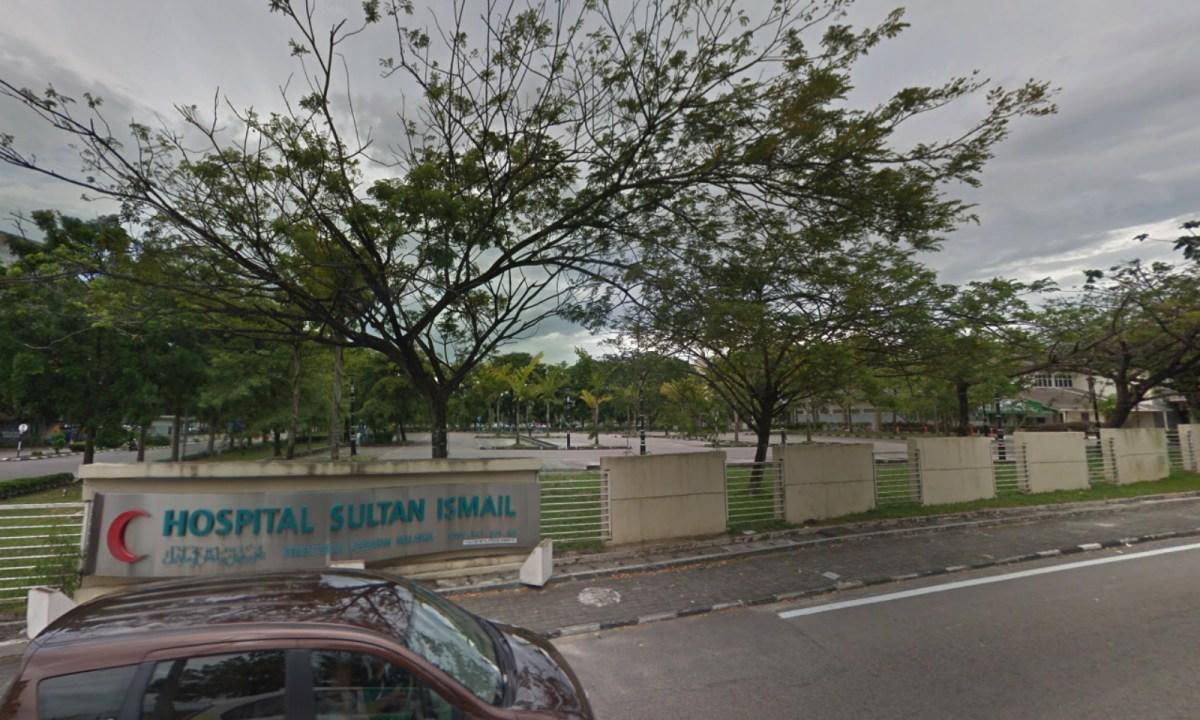 Sultan Ismail Hospital, Johor Bahru, Malaysia. Photo: Google Maps