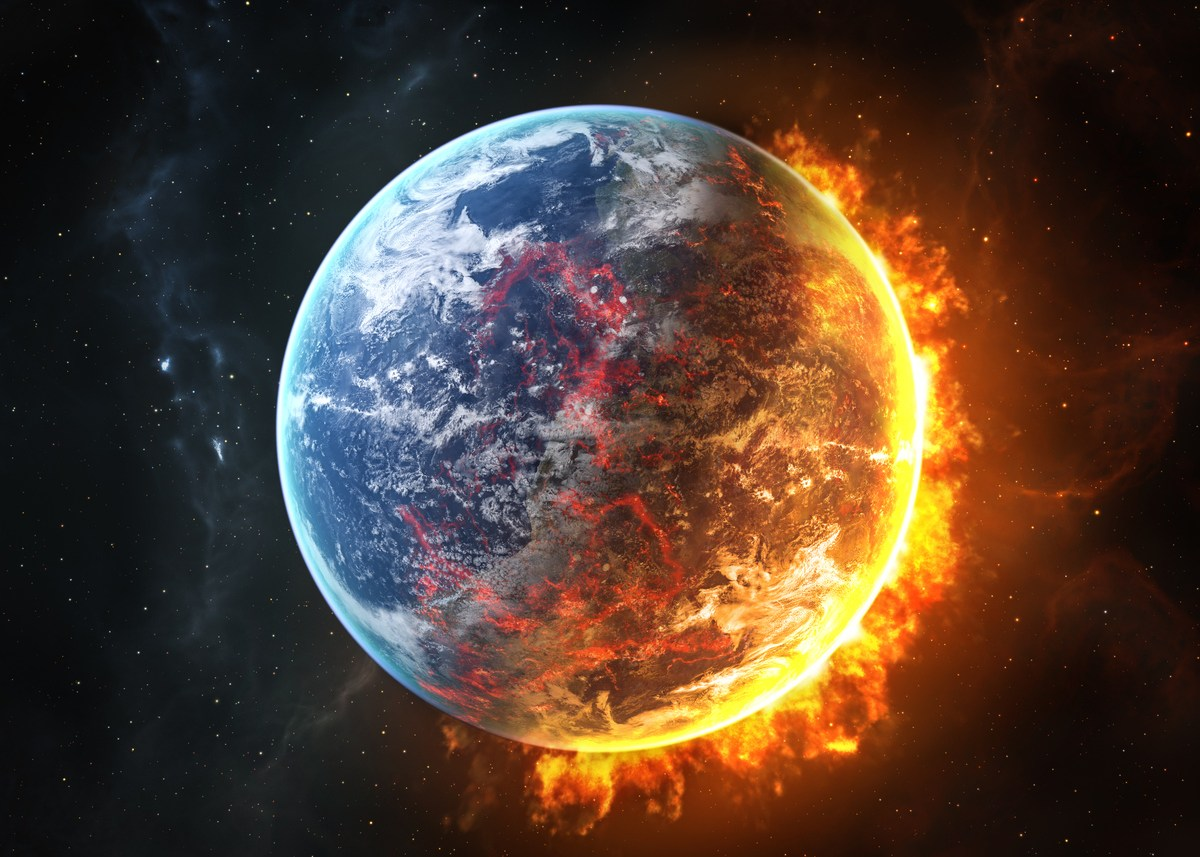 Global warming must be addressed before it is too late, envoys at COP24 were told on Sunday. Image: iStock