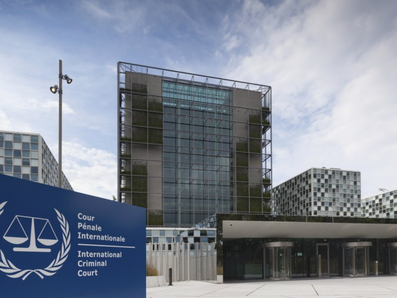The International Criminal Court at the Hague, Netherlands. Photo: iStock.