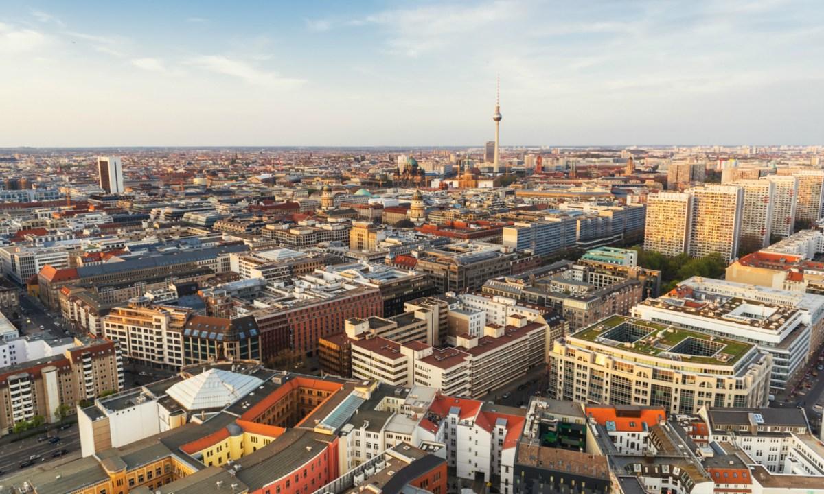Berlin, Germany. Photo: iStock.