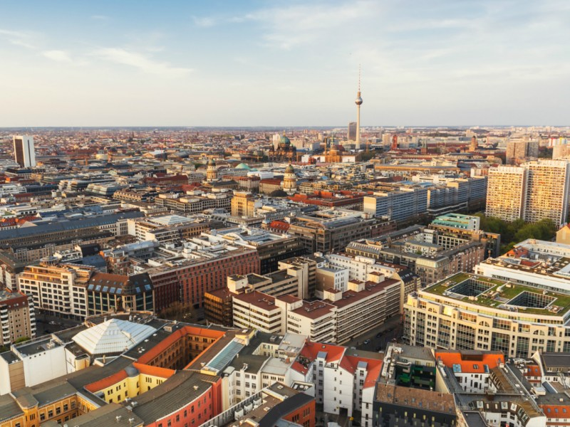 Berlin, Germany. Photo: iStock.