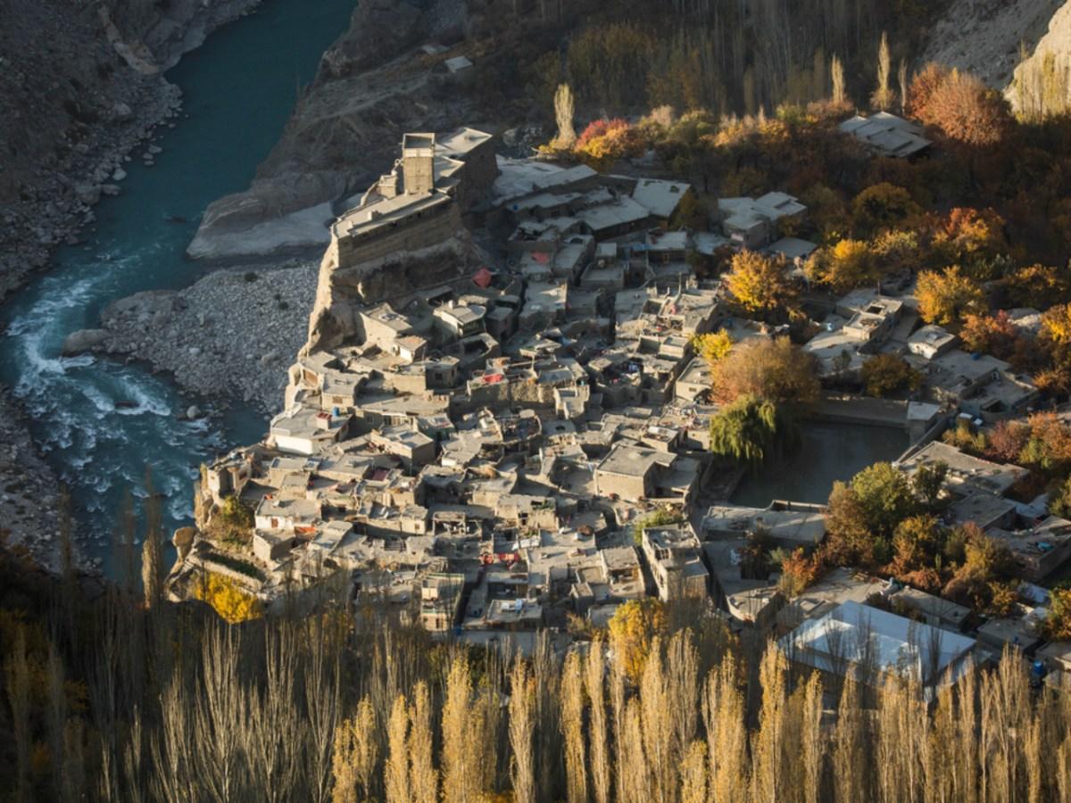 Karimabad in Kashmir, a hotspot between militants and authorities. Photo: iStock