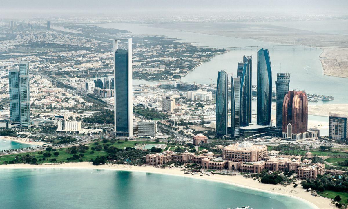 Abu Dhabi, UAE. Photo: iStock