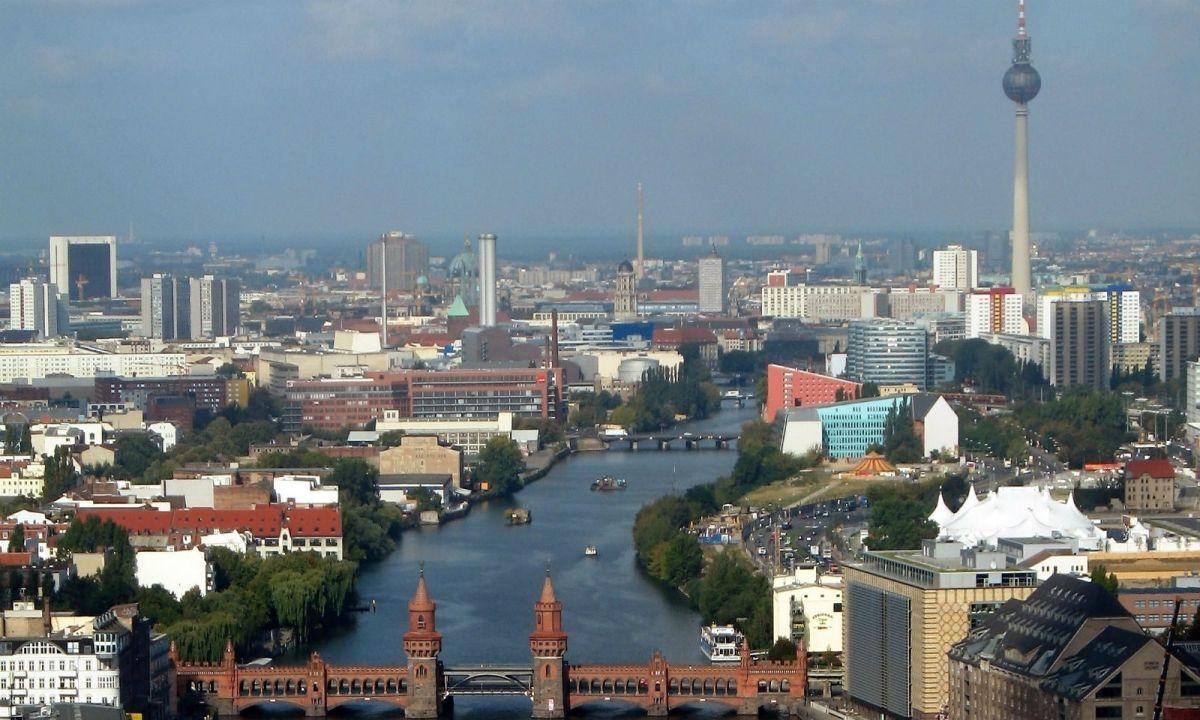 Berlin, Germany. Photo: Wikimedia Commons