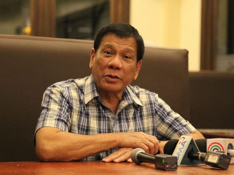 Presidential spokesperson Salvador Panelo said president Rodrigo Duterte 'made up' the story of him molesting a domestic worker when he was a teenager. Photo: Wikimedia Commons/Presidential Communications Operations Office