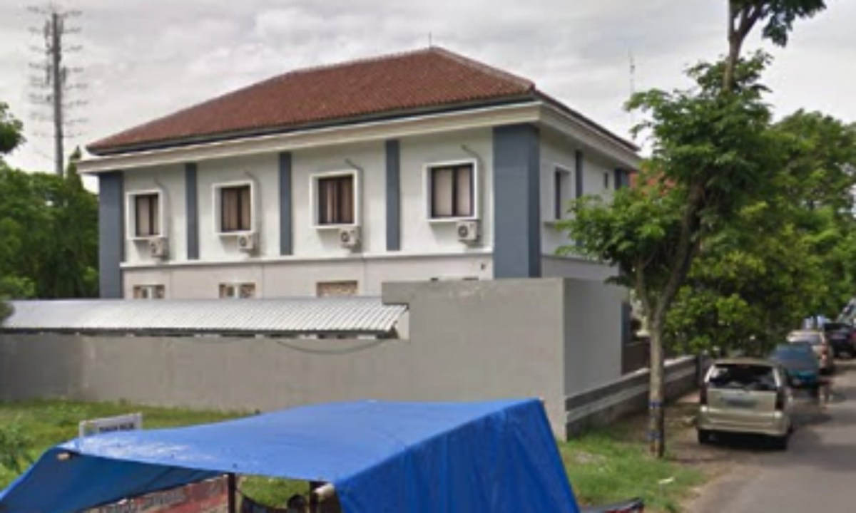 A government office in Karanganyar. Photo: Google Maps.