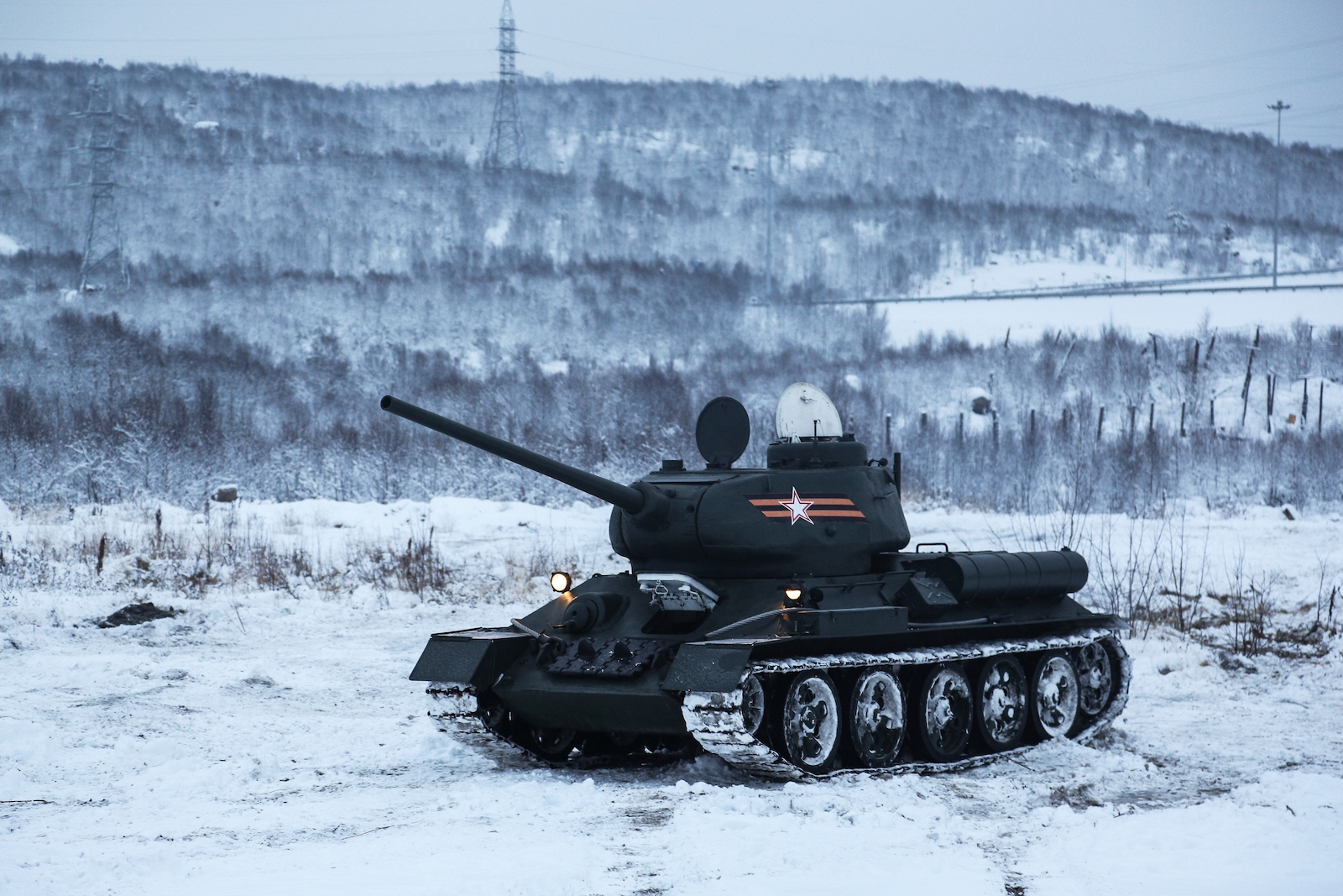 Russian Film T 34 Forgets More Than It Remembers Asia Times