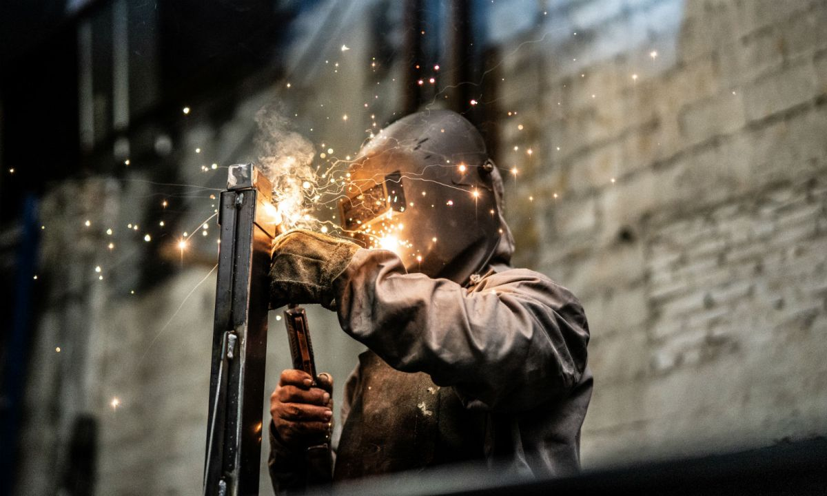 A Philippine lawmaker wants returning Filipino domestic workers to retrain as welders. Photo: iStock