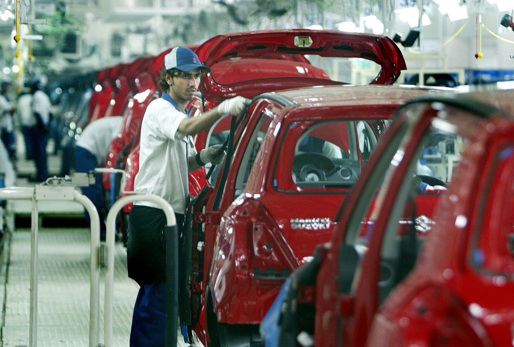 Indian Carmaker Suffers First Loss In 17 Years Asia Times