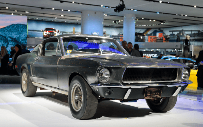 Mcqueen S Famed Bullitt Mustang Hits Auction Block Asia Times