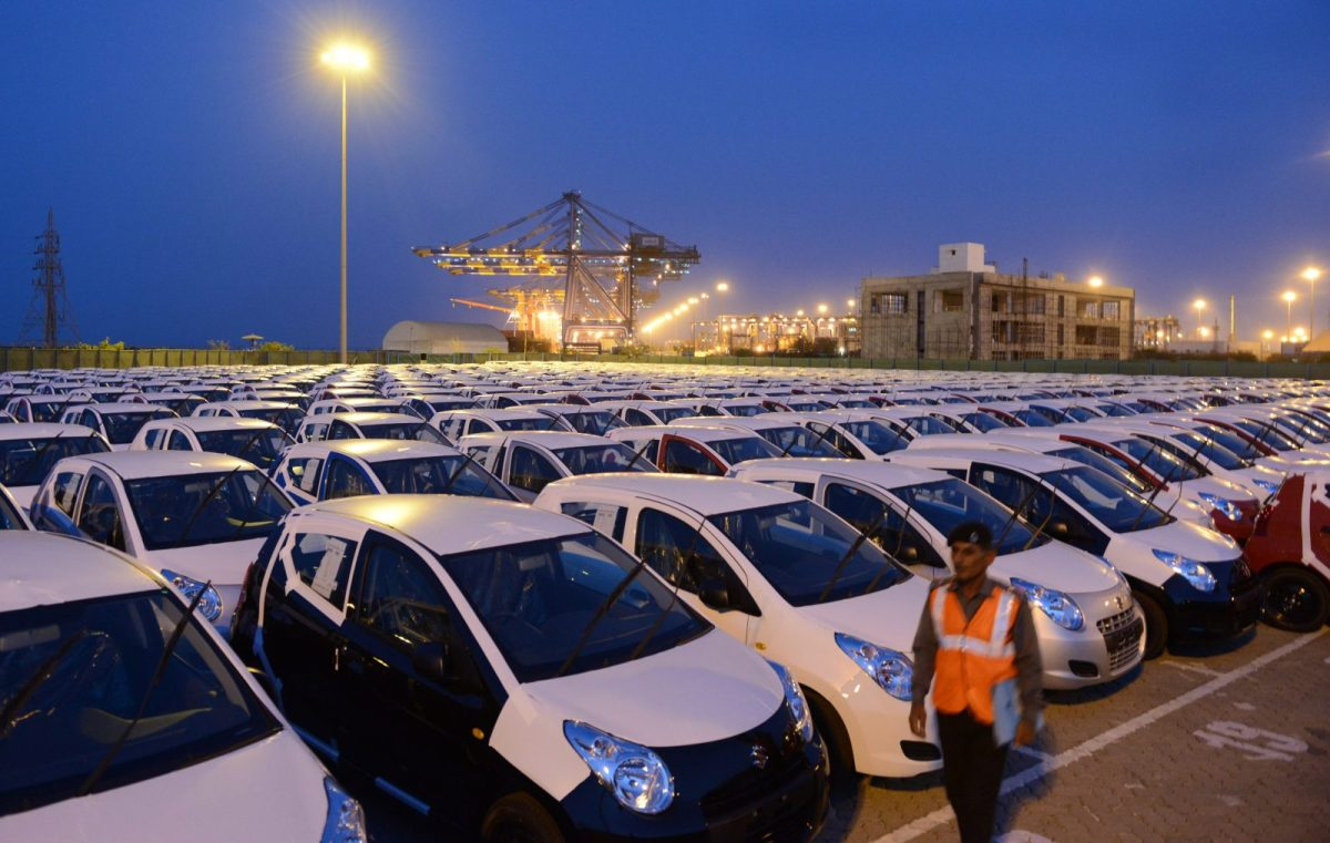 Chip shortage to limit Maruti's October output