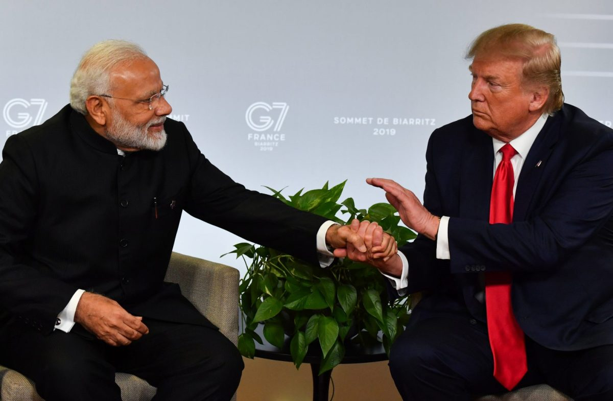 Image result for TRUMP WITH MODI