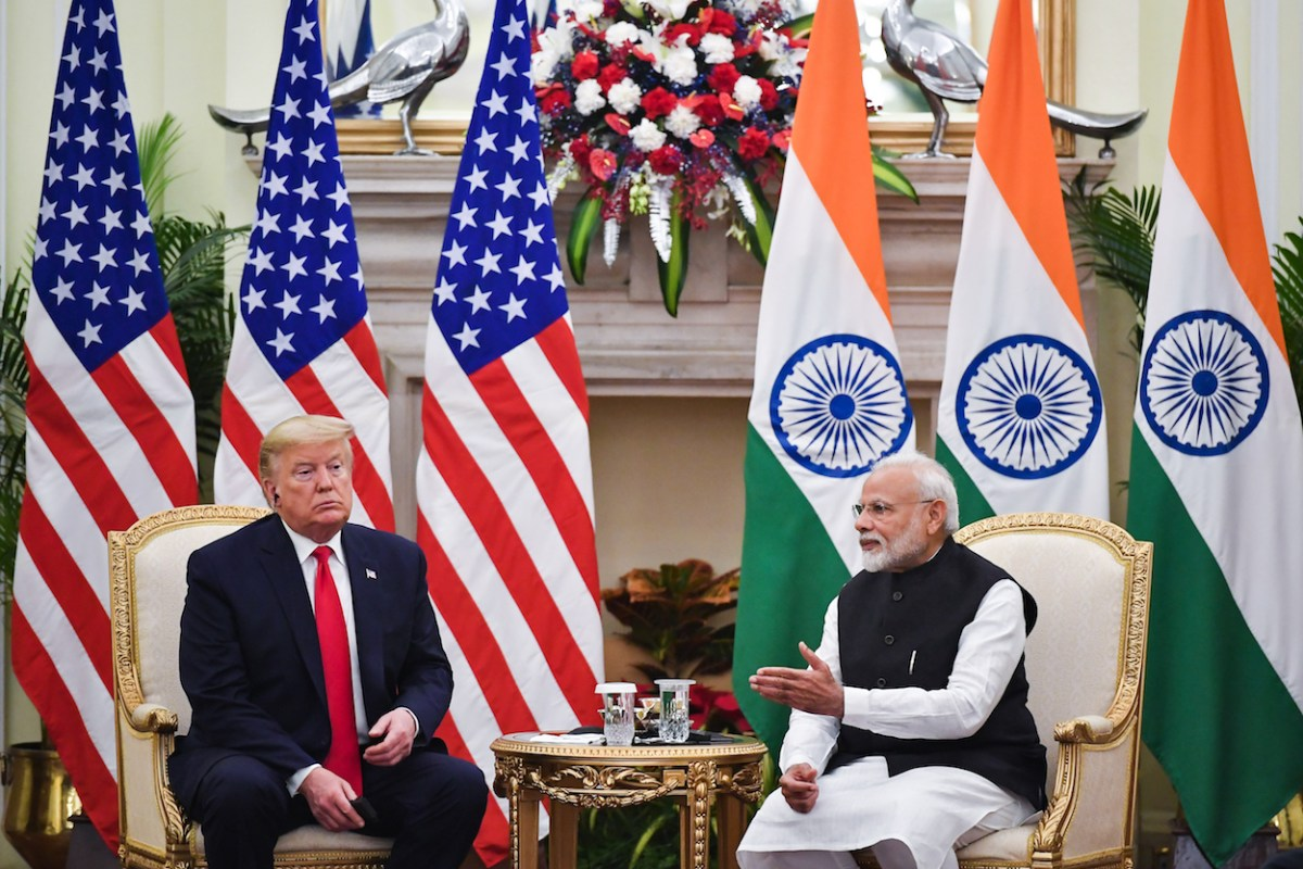 Trump's India visit a lesson for Islamabad