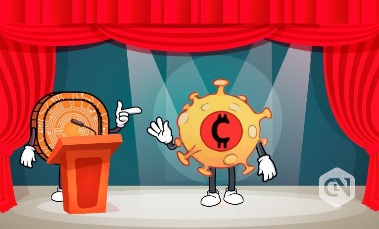 Coronavirus crypto capitalizes on global epidemic