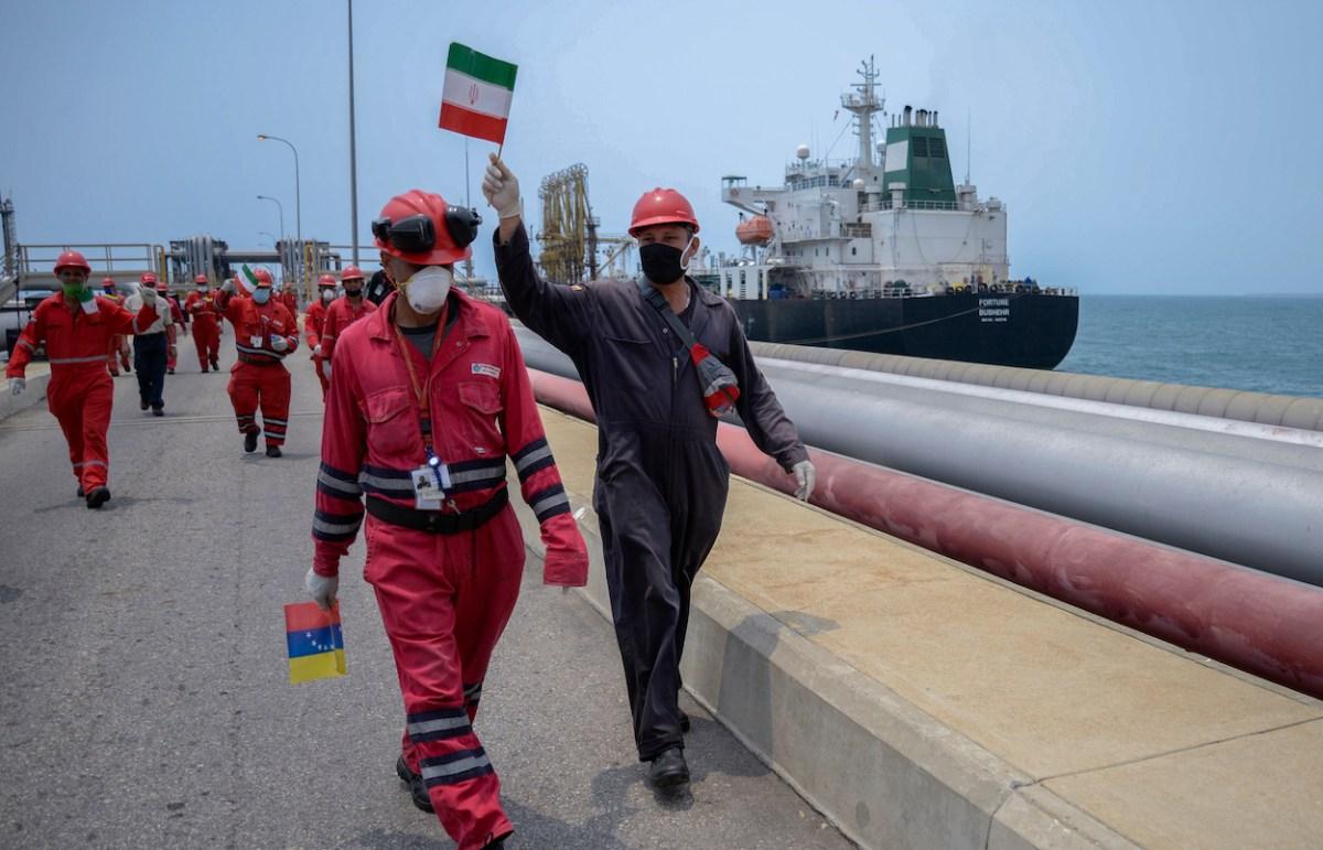 Did Iran's fuel shipment to Venezuela really matter?
