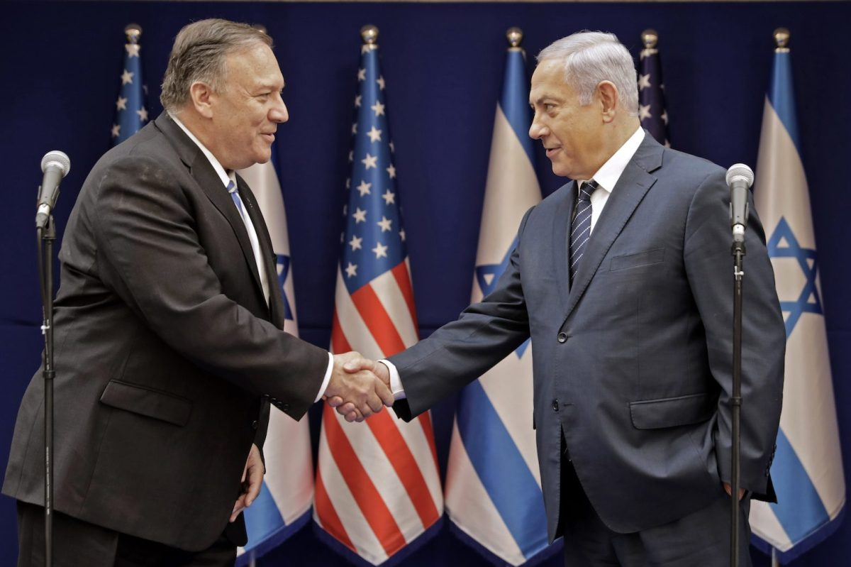 Pompeo in Israel on a mission to counter China - Asia Times