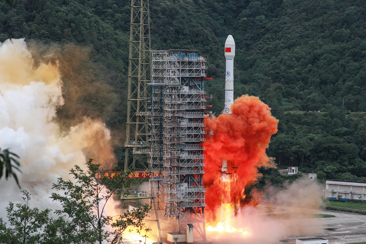 Coming soon: China's space war against the US