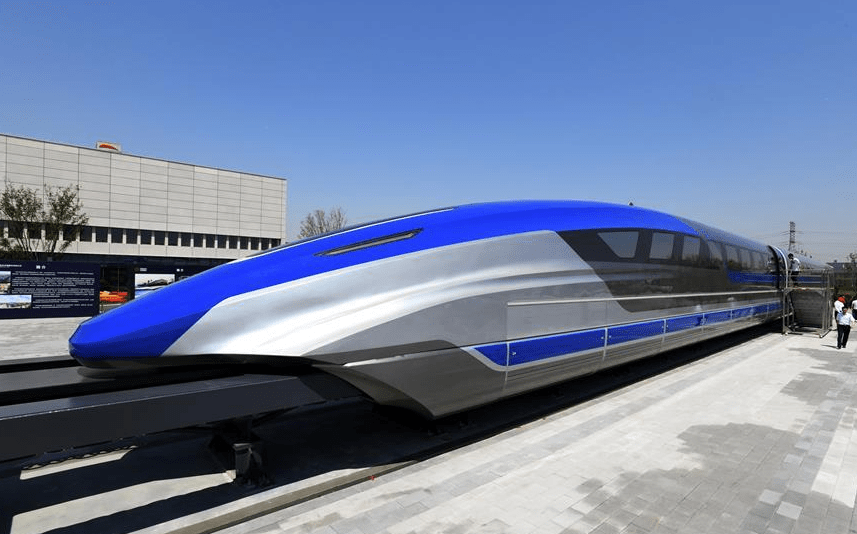 China's 'floating' maglev train in testing stage - Asia Times