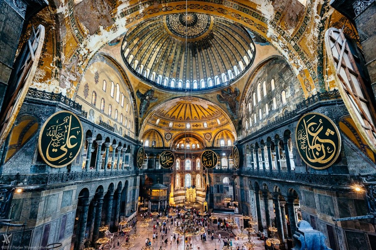 Erdogan misrepresents history of Hagia Sophia - Asia Times