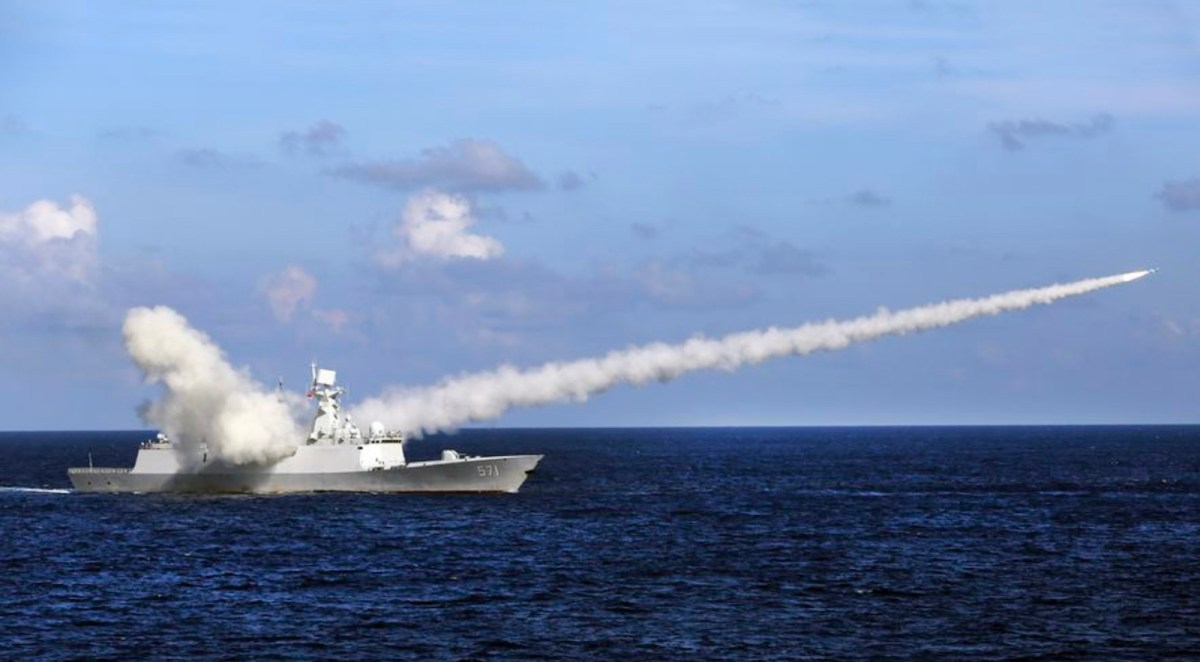 China vs West in dueling South China Sea exercises
