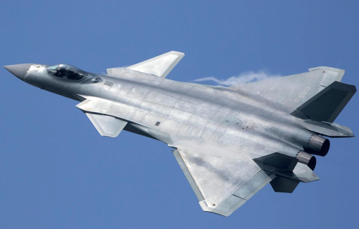 J-20 vs Rafales