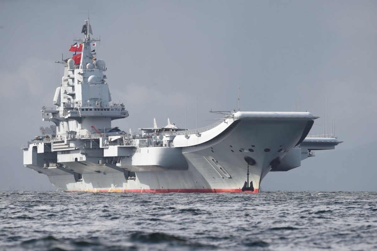 China flexes new dual-carrier prowess at US - Asia Times