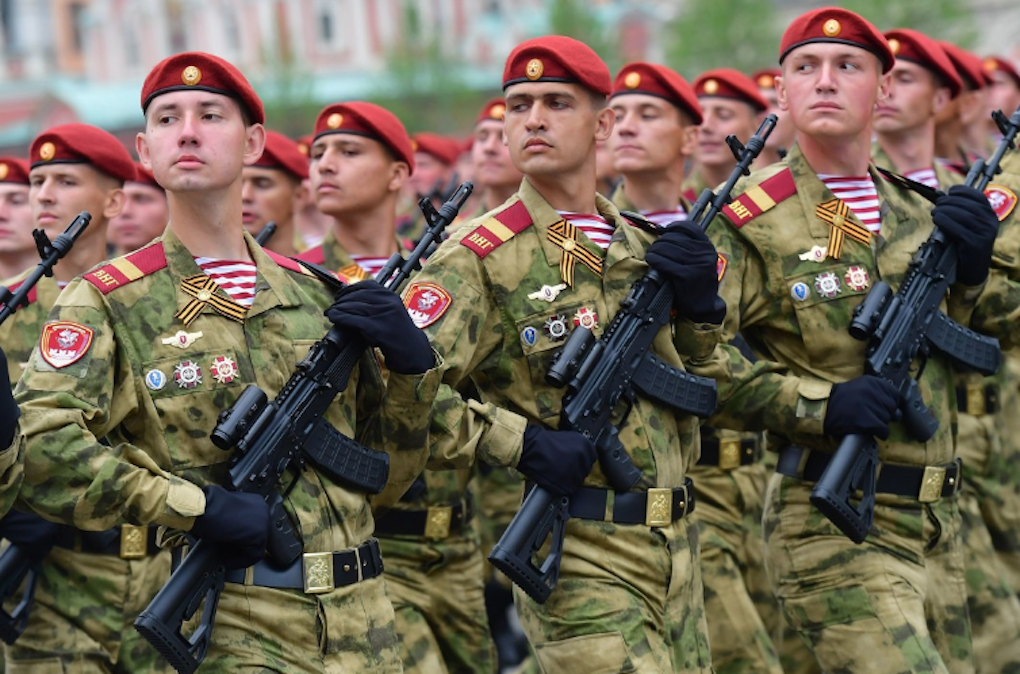 High-tech weaponry boost for Russian Army: official - Asia Times
