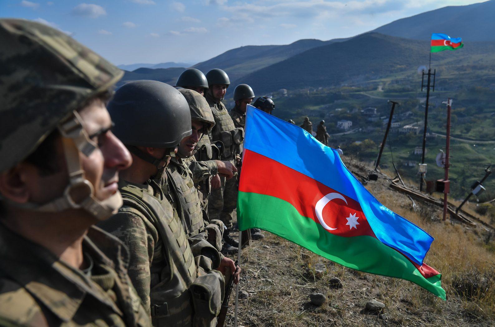 Azerbaijan's next move will make or break Karabakh war - Asia Times