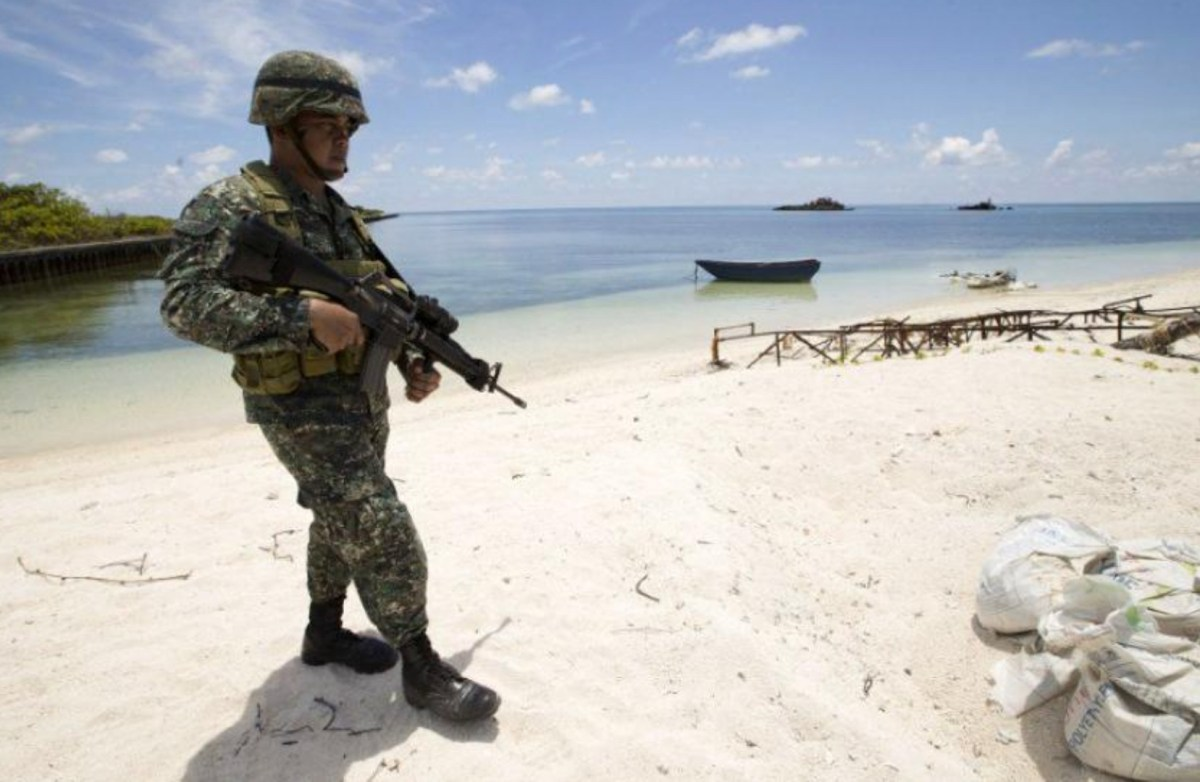 Philippines muscling up in the South China Sea
