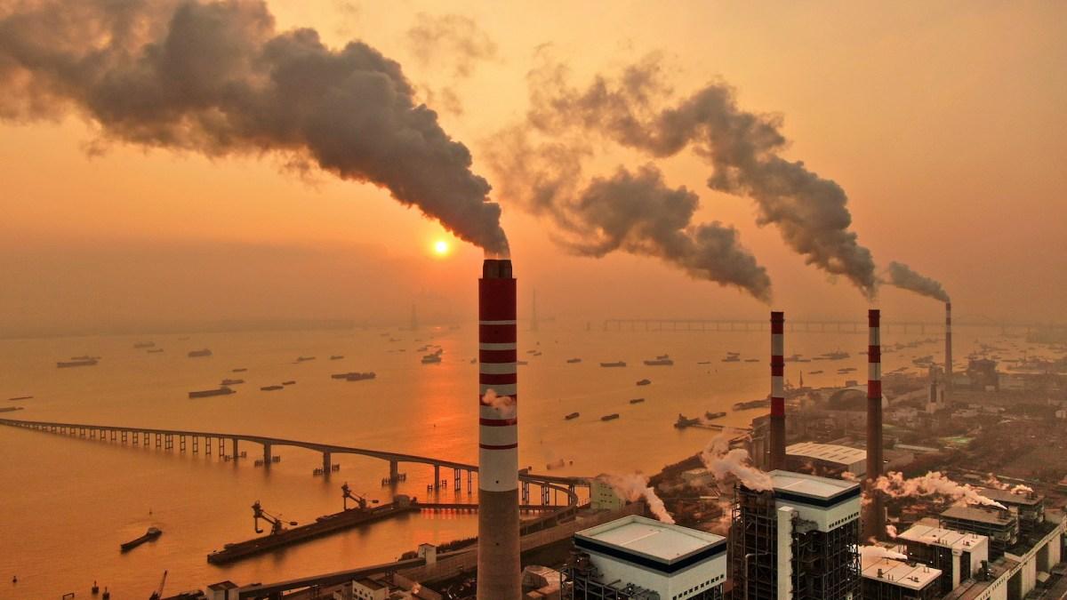 US must press China on coal-plant proliferation