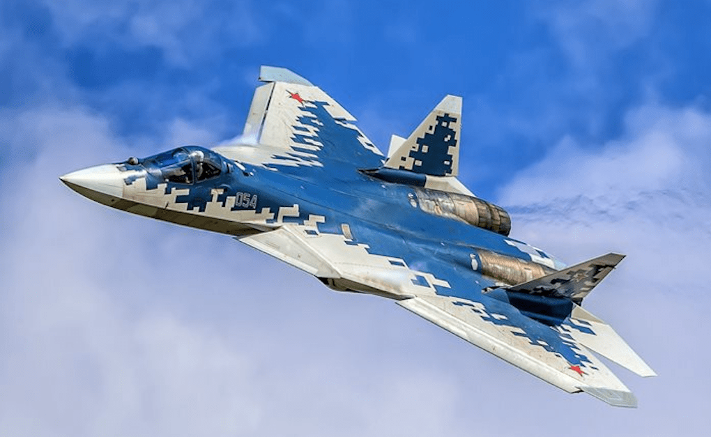 Russia nets a special Su-57 fighter jet for Christmas - Asia Times