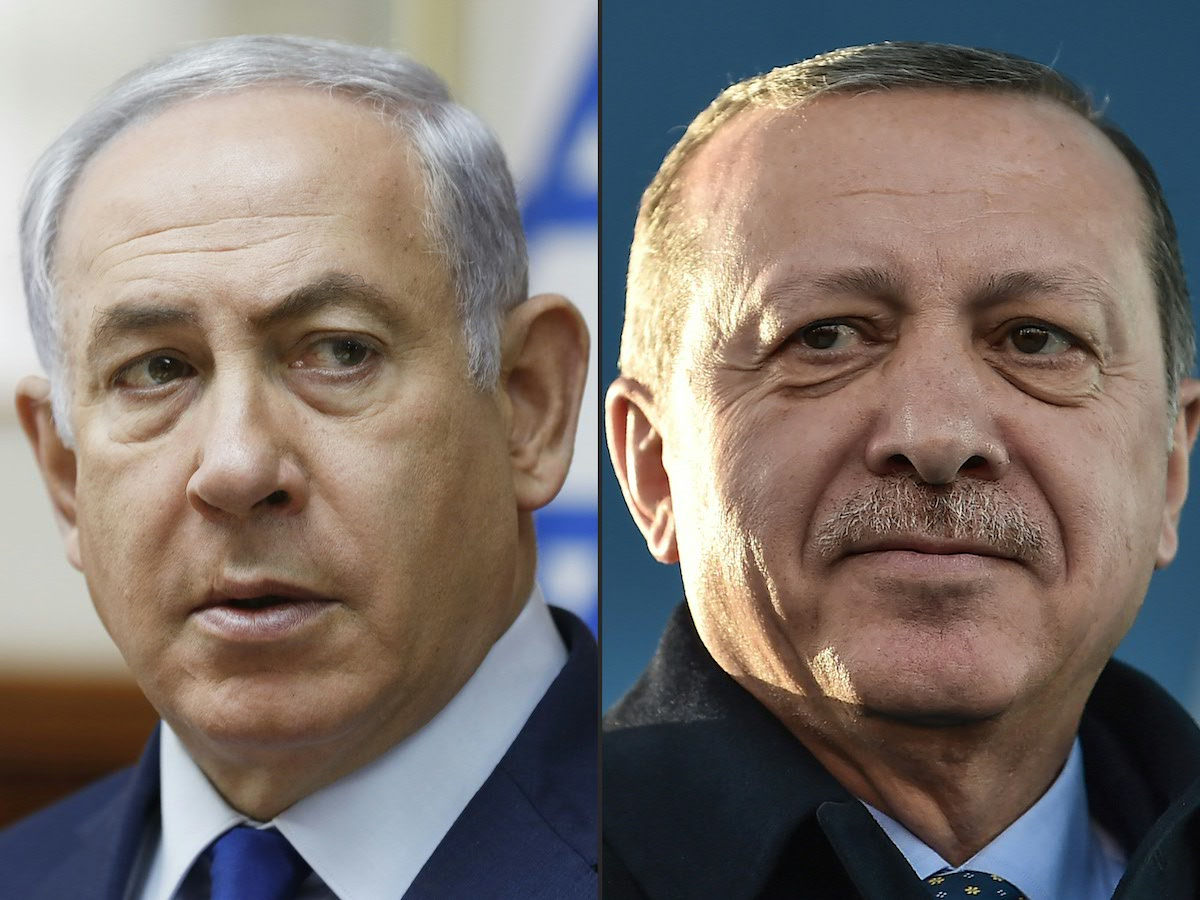 Turkey, Israel have common cause to restore ties