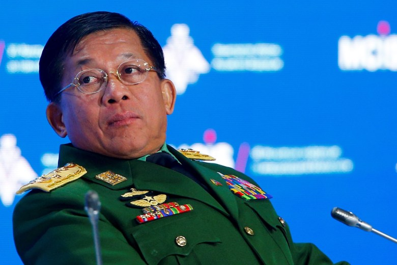 US sanctions only a glancing blow on Myanmar's generals - Asia Times