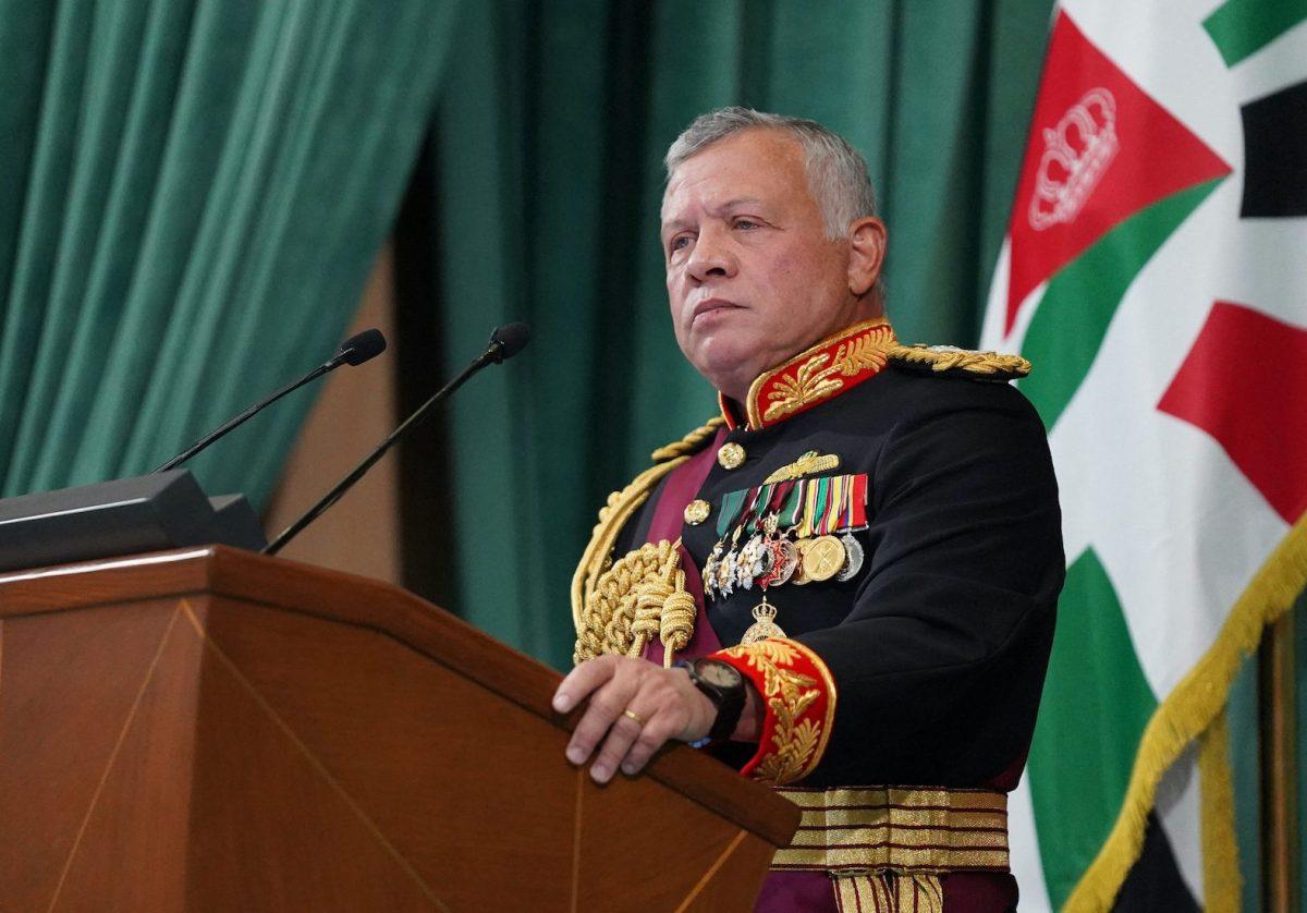 Jordan's turmoil more than a royal family affair
