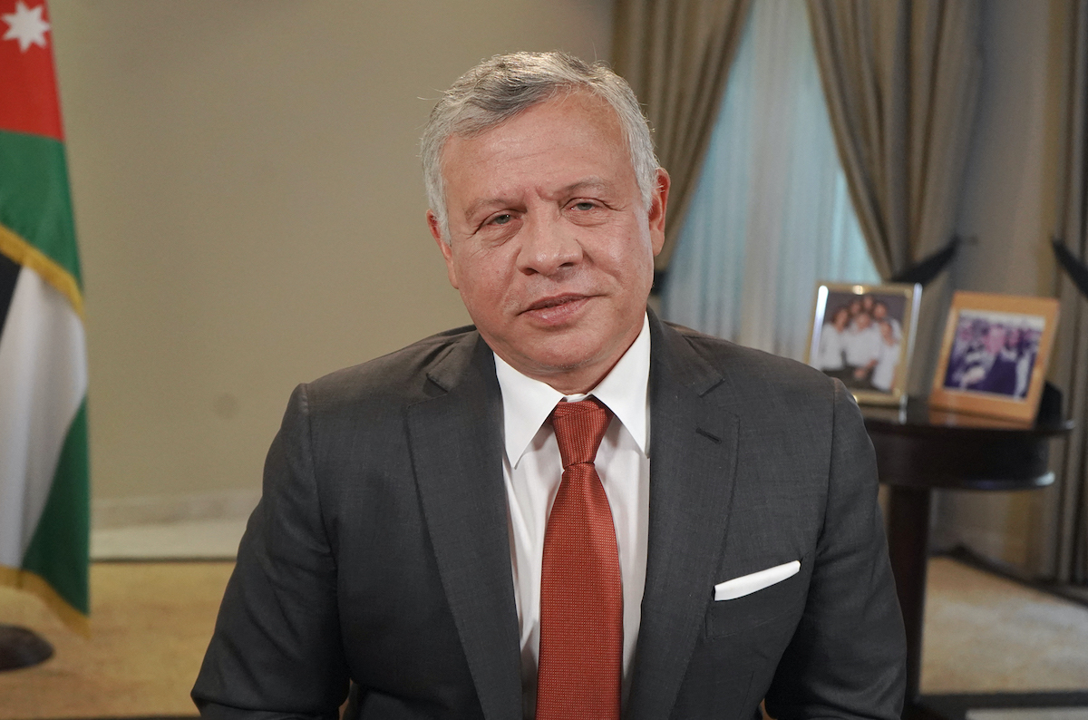 Coup attempt in Jordan leaves a trail
