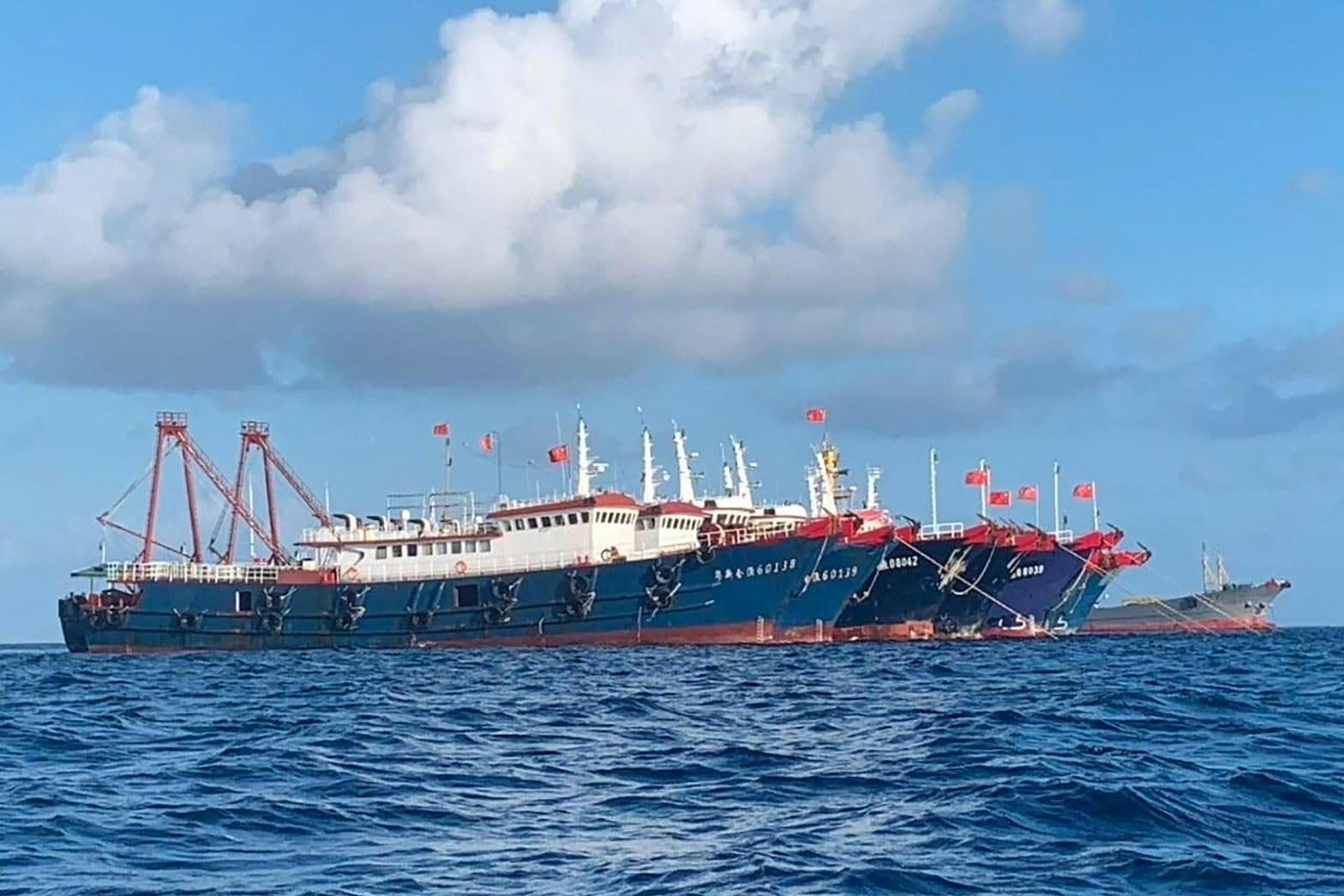 Gli Stati Uniti vengono in soccorso delle Filippine nel Mar Cinese Meridionale