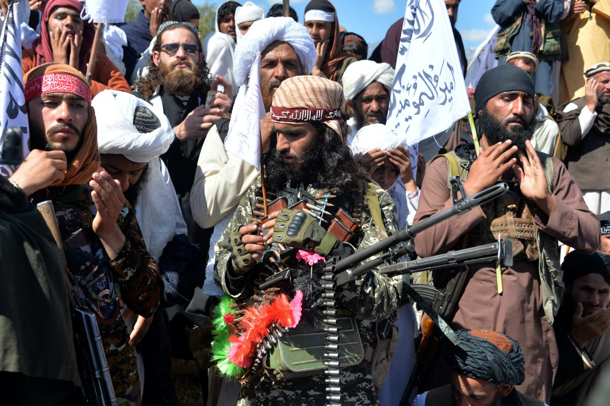 Why Pakistan is changing its tune on the Taliban