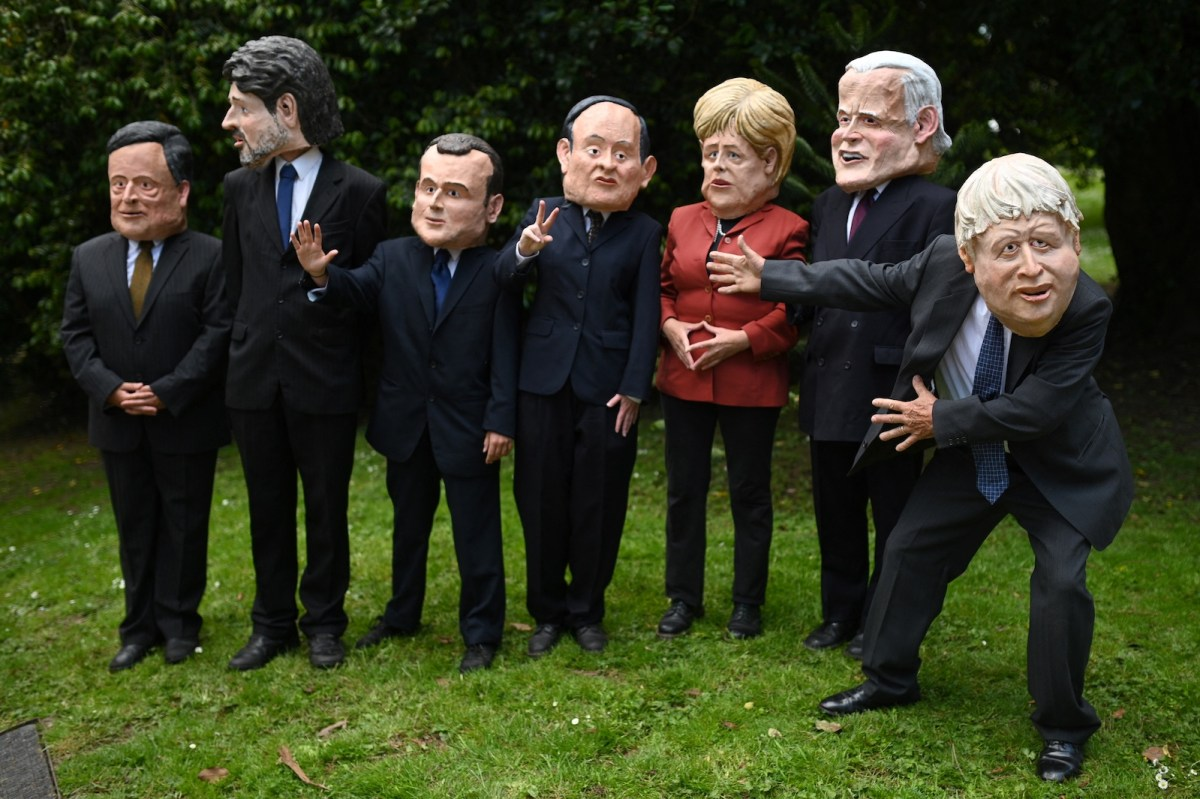 G7 ballyhoos challenge to China's Belt and Road Initiative