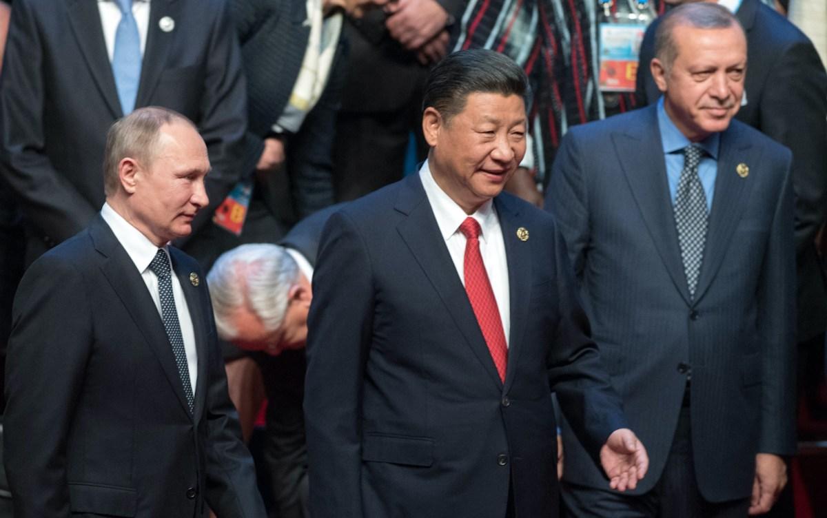 Asiatimes: China, Russland, Türkei verdrängen Europa aus dem Maghreb