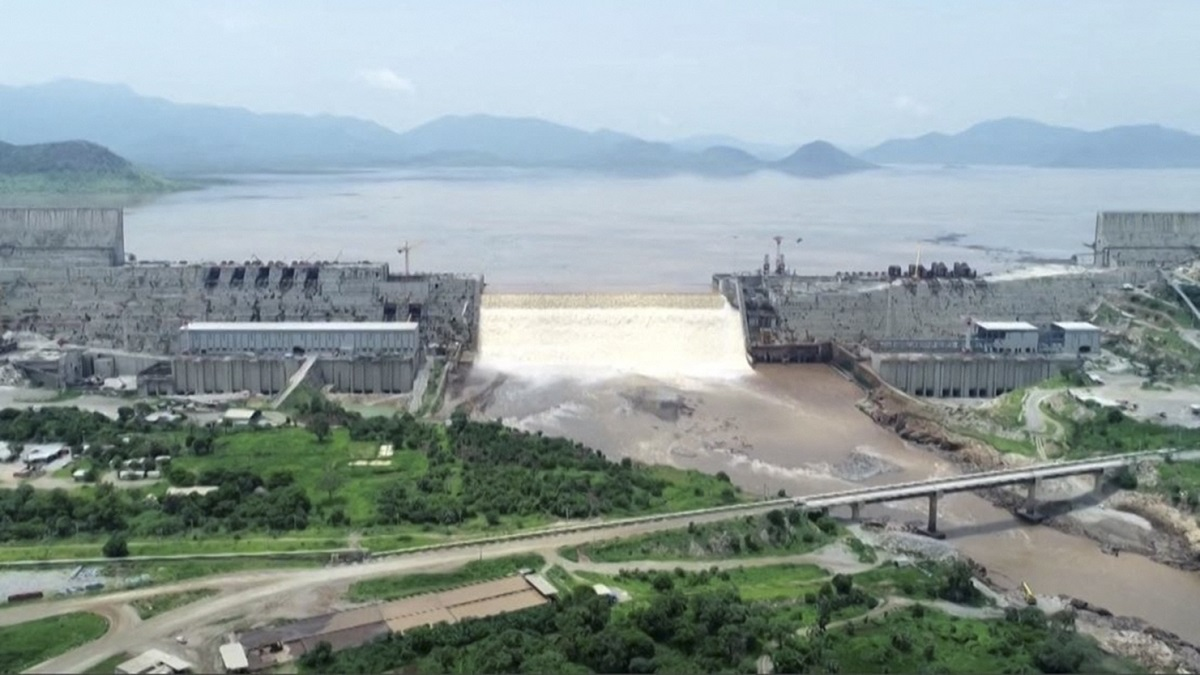 China in the middle of Nile mega-dam feud