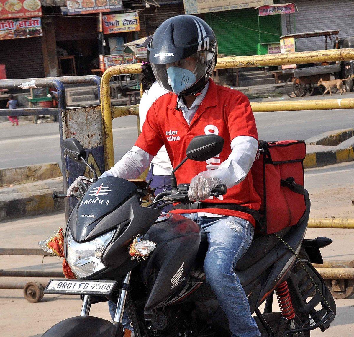 India's Zomato faces top-level exit