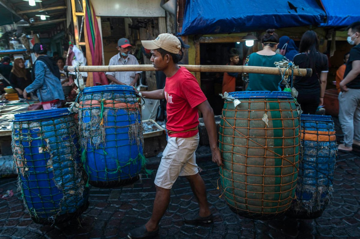 Indonesia struggling to tighten its bulging debt