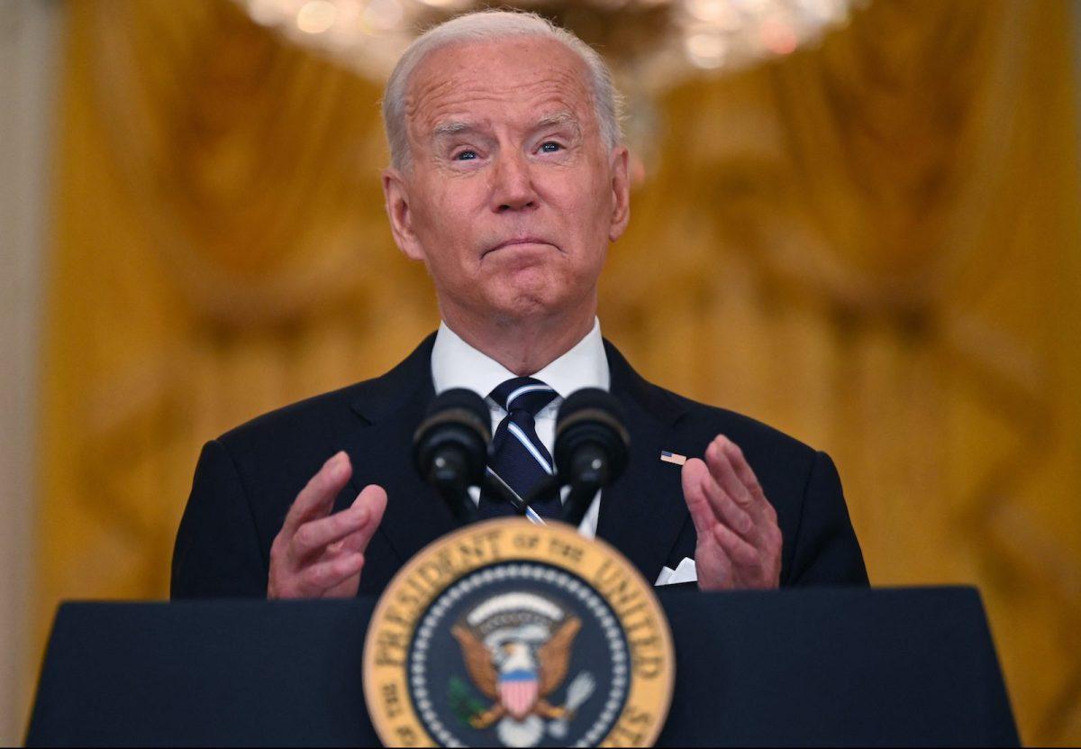 Like Carter's Iran, Afghan bungle paints Biden weak