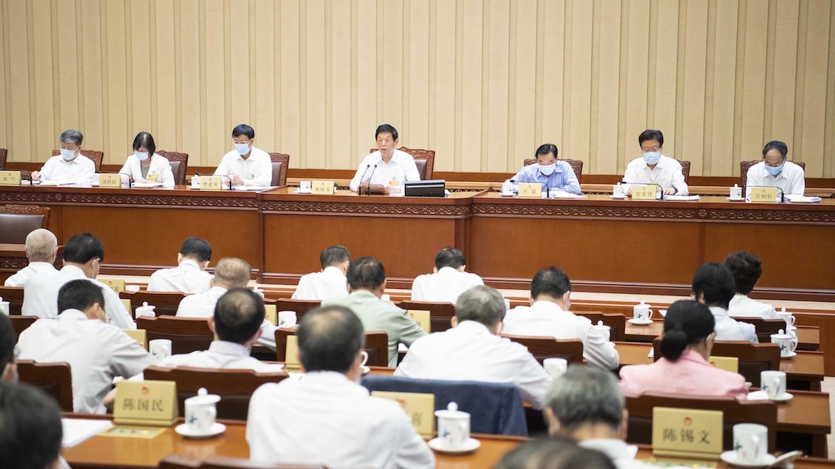 Beijing stalls plan to impose HK anti-sanctions law
