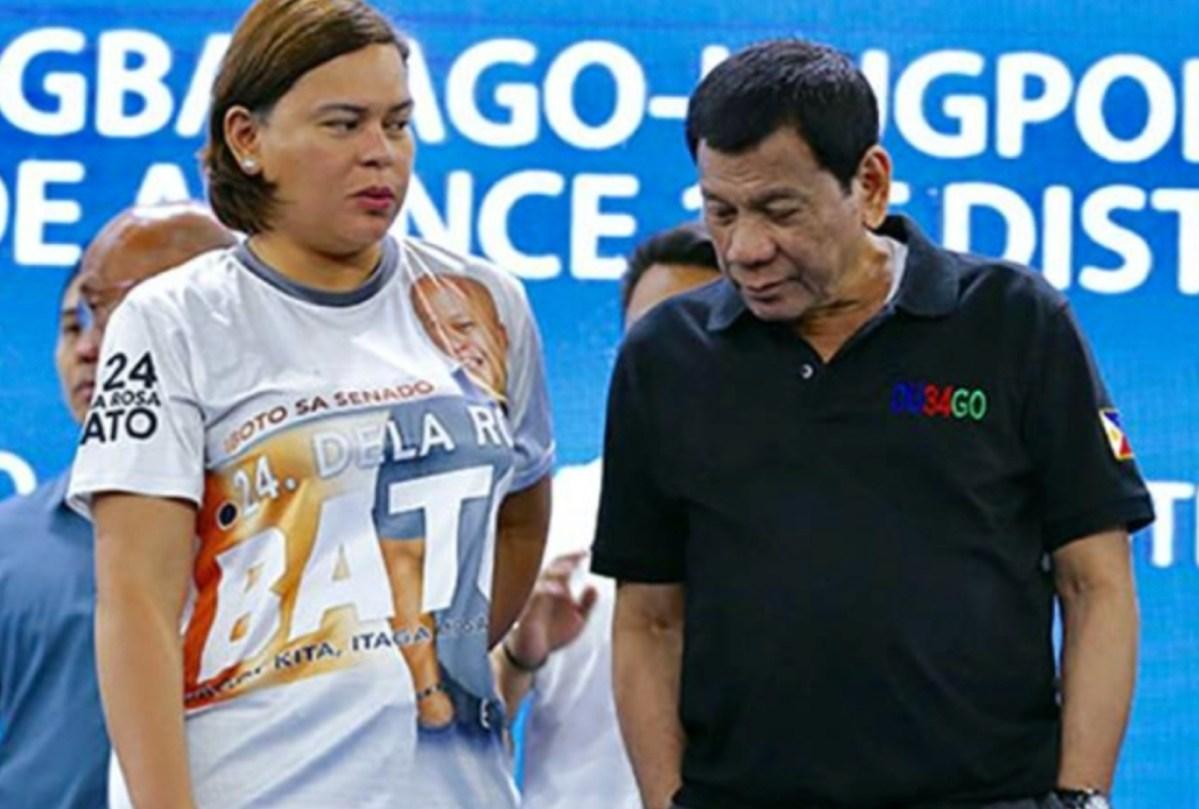 Duterte vs Duterte showdown flips the script in Philippines