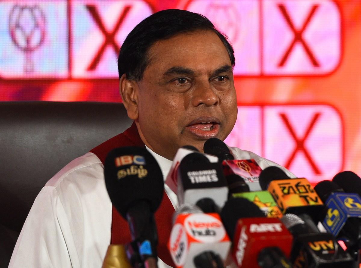 Sri Lanka admits forex crisis 'dangerous'