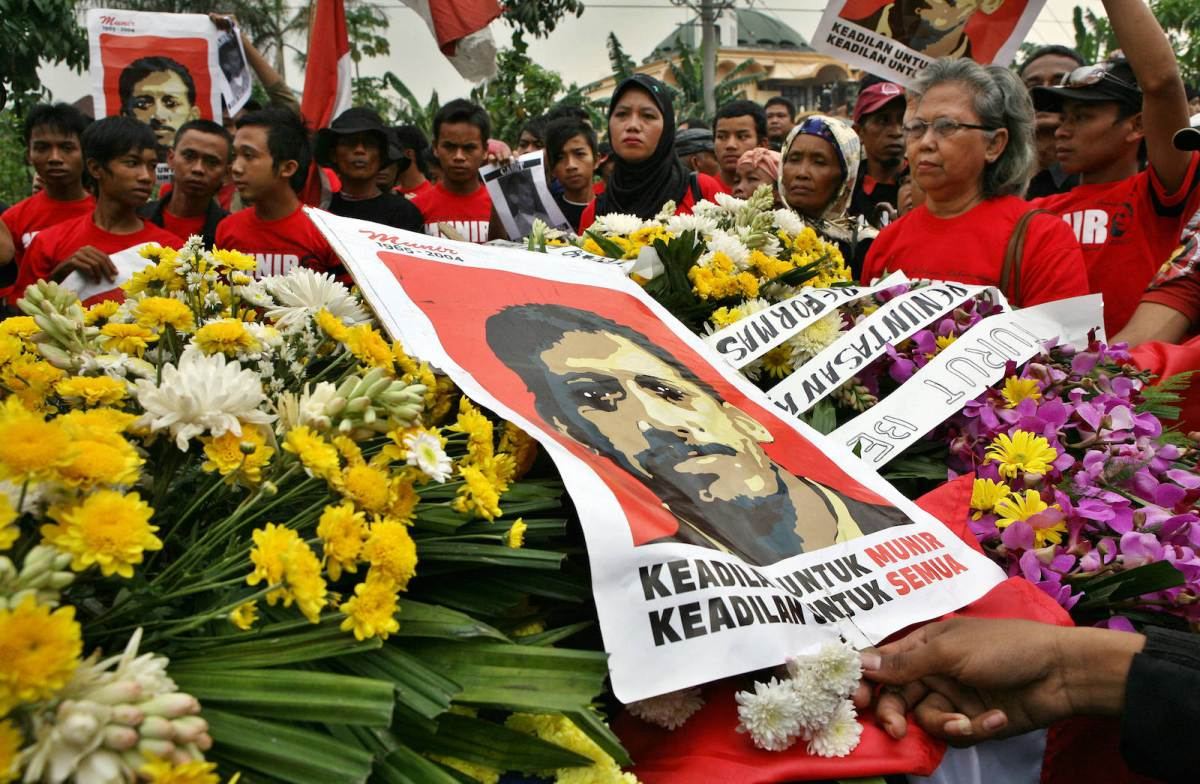 A 17-year-old Indonesian mystery back in the news