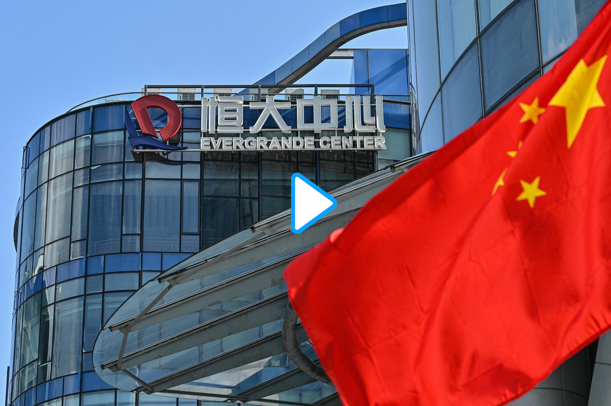 China stages Evergrande crisis to shift capital to high-productivity investments