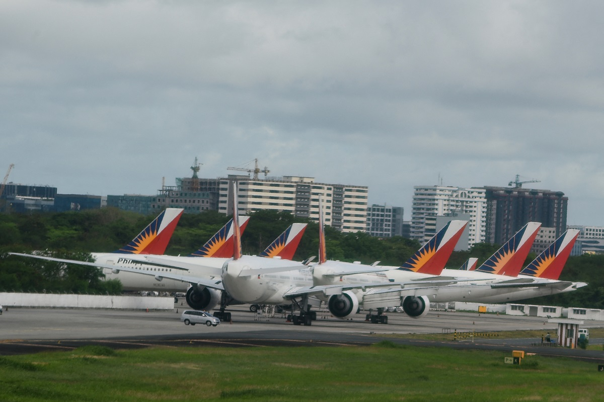 Philippine Airlines collapses under weight of Covid