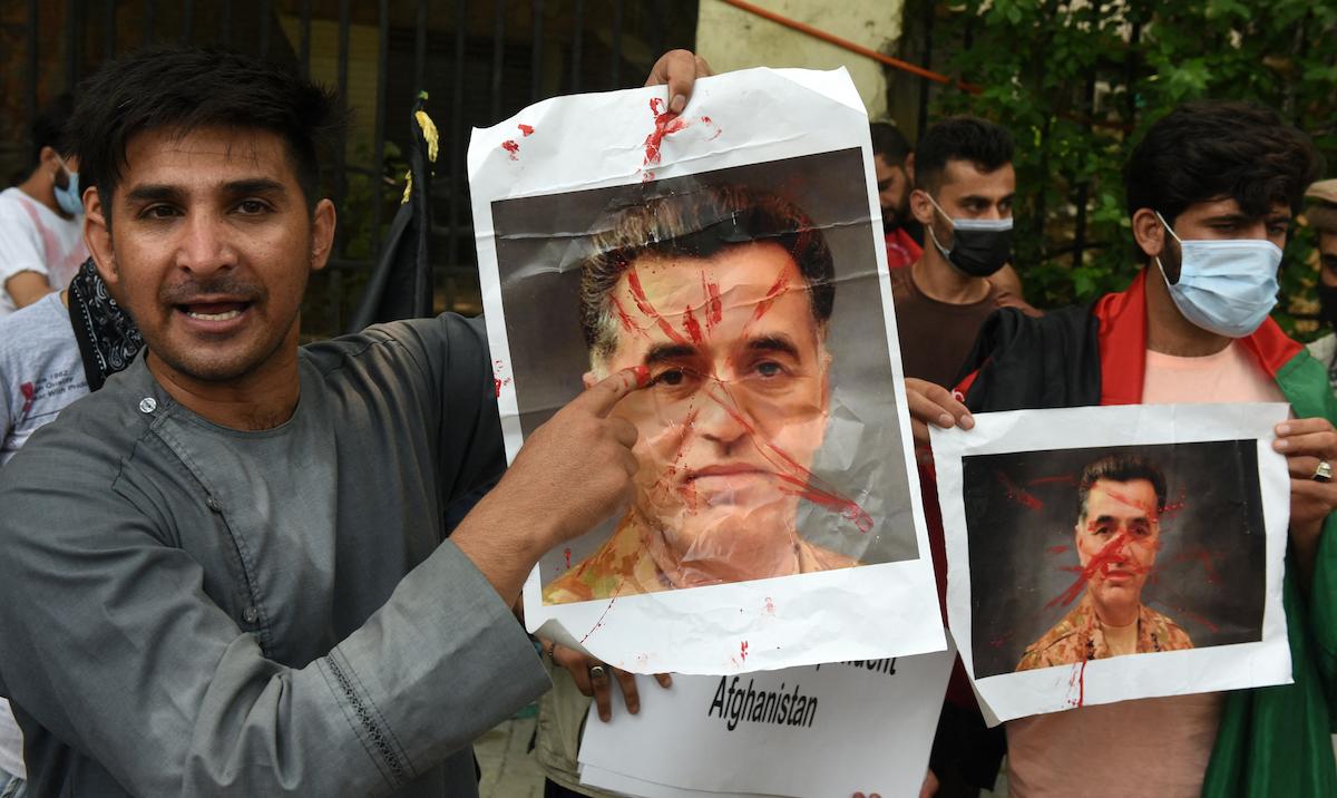 Pakistan's spy agency gets shaken, but not stirred